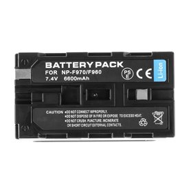Digital Camera Battery for Sony NP-F330 NP-F530