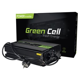 Green Cell Power Inverter with built-in UPS for furnaces and central heating pumps, 300W / 600W