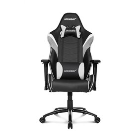 AKRacing Core Series LX - Black/White Gaming Chair