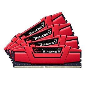 G.Skill Ripjaws V DDR4 2400MHz  16GB 4x4GB C15