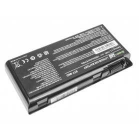Green Cell PRO Battery for MSI GT60 GT70 GT660 GT680 GT683 GT780 GT783 GX660 GX680 GX780 / 11,1V 6600mAh