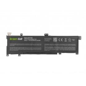 Green Cell Battery for Asus A501L K501L K501U / 11,1V 4200mAh