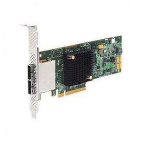 LSI SAS 9207-8e - storage controller - SATA 6Gb / s / SAS - PCIe 3.0 x8