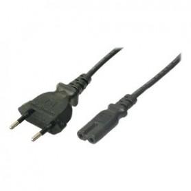 Logilink Power Cord Euro8 1.8m
