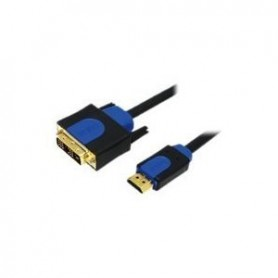 LogiLink video cable - HDMI / DVI - 2 m