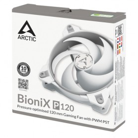 Arctic BioniX P120 Fan 12cm Grey/White