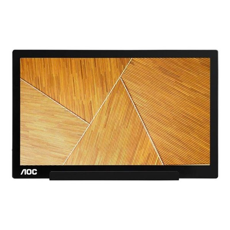 "AOC I1601FWUX - LED monitor - Full HD (1080p) - 15.6"" USB-C"