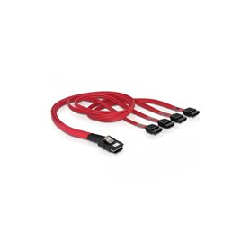 DeLOCK mini SAS 36pin to 4x SATA cable