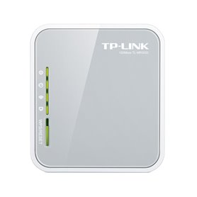 TP link TL-MR3020 - Fast Ethernet 3G 4G - Wireless Router