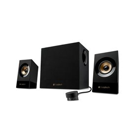 Logitech Z533 - Speakers system 2.1 - 60W black