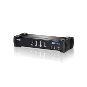 Aten CS1764A Tastatur/Video/Maus (KVM) Switch