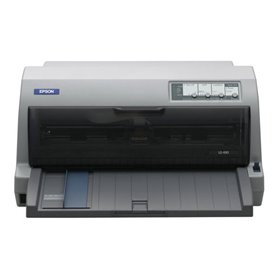 Epson LQ 690 printer - monochrome - dot-matrix