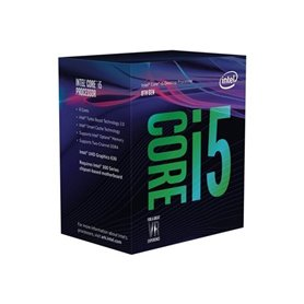 Intel Core i5-8600K / 3.6 GHz processor