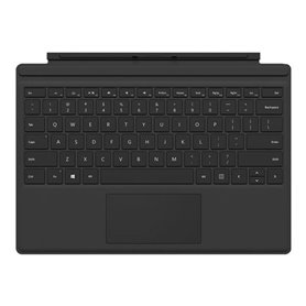 Microsoft Surface Pro Type Cover (M1725) - keyboard - with trackpad, accelerometer - German
