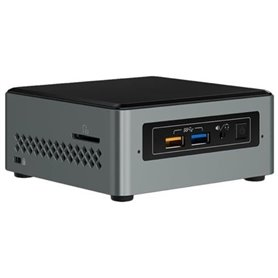 Intel Next Unit of Computing Kit NUC6CAYH - mini PC - Celeron J3455 1.5 GHz - 0 MB - 0 GB