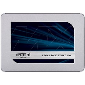 Crucial MX500 - solid state drive - 500 GB - SATA 6Gb/s