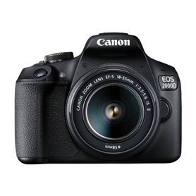 Canon EOS 2000D - digital camera EF-S 18-55mm IS II lens Kit