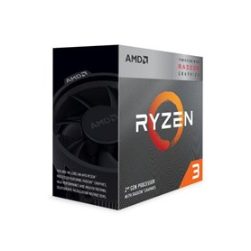 AMD Ryzen 3 3200G / 3.6 GHz processor
