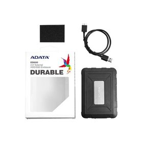 ADATA ED600 - storage enclosure - SATA 6Gb/s - USB 3.0