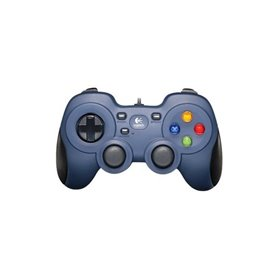 Logitech Gamepad F310 - gamepad - wired