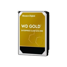 WD Gold Enterprise-Class Hard Drive WD121KRYZ - hard drive - 12 TB - SATA 6Gb/s