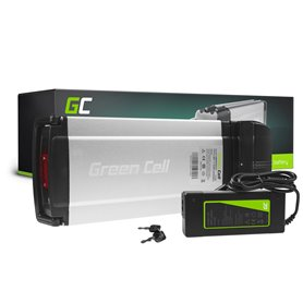 Battery Green Cell Silverfish 24V 10.4Ah 250Wh E-Bike Pedelec