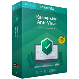 Kaspersky Antivirus - BOX -  Renewal - 1 Year - 1 Device