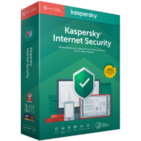 Kaspersky Internet Security - BOX - New - 1 Year - 1 Device