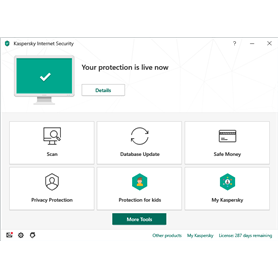 Kaspersky Internet Security - BOX - Renewal - 1 Year - 3 Devices