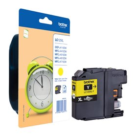 Brother LC-125XLY ink cartridge