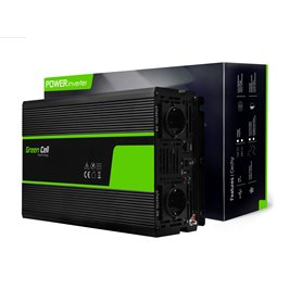 Inverter Green Cell® 12V to 230V Pure sine 1500W