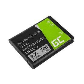 Green Cell Camera Battery for Nikon Coolpix