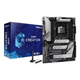 ASRock X299 Creator - motherboard - ATX