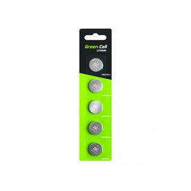Blister 5x BatteryLitowa Green Cell CR2430 3V 290mAh