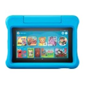 Amazon Fire 7 Kids Edition, 7-Inch/1GB/16GB/Webcam/Fire OS, Blue (2019) (B07H8WS1FT)