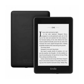 Amazon Kindle Paperwhite 10th Gen E-Reader, 6-Inch/8GB, Black, Ad-Supported (2018) (B07CXG6C9W)