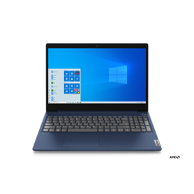 Lenovo IdeaPad 3 15ARE05, Ryzen 5 4500U/15.6 FHD/8GB/1TB HDD/Webcam/Win10 Home, Abyss Blue (81W4000AUS)