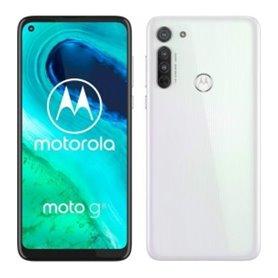 Motorola Moto G8, 4GB/64GB, Dual SIM, White (EU) (PAHL0003PL)