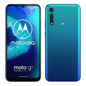 Motorola Moto G8 Power Lite, 4GB/64GB, Dual SIM, Arctic Blue (EU)