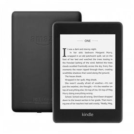 Amazon Kindle Paperwhite 10th Gen E-Reader, 6-Inch/8GB, Plum, Ad-Supported (2018) (B084127MVC)