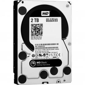 HDD int. 3,5 2TB WD WD2003FZEX, Black