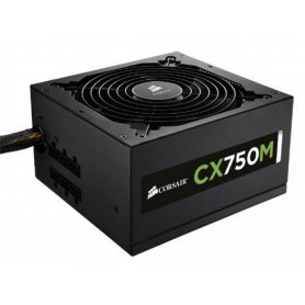 Corsair CX750M - power supply - 750 Watt