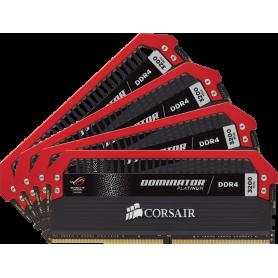 Corsair Dominator K4 ROG memory DDR4 3200 MHz 32GB (4x8GB) C16
