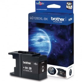 Brother LC1280XLBK Black Original Ink Cartridge