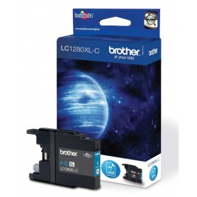 Brother LC1280XLC Cyan Original Ink Cartridge
