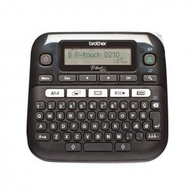 Brother P-Touch PT-D210 - labelmaker - monochrome - thermal transfer