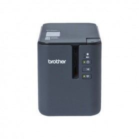 Brother P-Touch PT-P900W - label printer - monochrome - thermal transfer