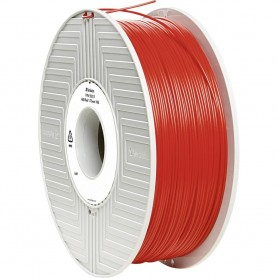 Verbatim ABS 1,75mm red 1kg filament