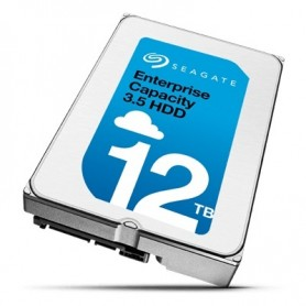 Seagate Enterprise Capacity 3.5 HDD V.7 (Helium) ST12000NM0007 - hard drive - 12 TB