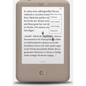 Tolino Page - eBook reader - 4 GB - 6""